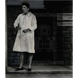 1965 Press Photo Burt Lancaster in The Hallelujah Trail - RRX64477