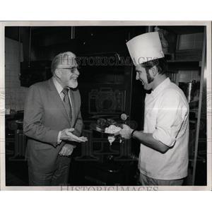 1972 Press Photo Leon Ames American Film TV Actor - RRX67497