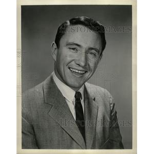 1959 Press Photo Merv Griffin Singer Television Host - RRW19353