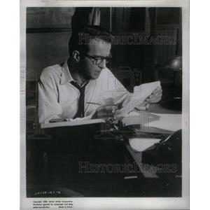 1959 Press Photo Montgomery Clift Film Stage Actor - RRX28273