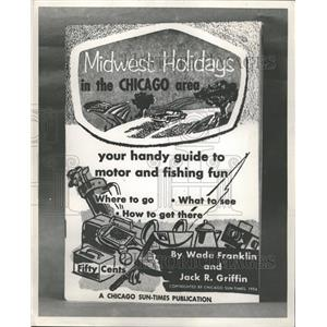 1954 Press Photo Midwest Holidays Chicago Sun-Times - RRW30973
