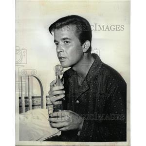 1965 Press Photo Dick Clark film ABC TV star Fall Down - RRW21069
