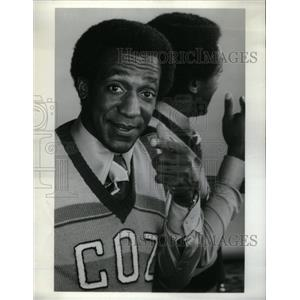 1976 Press Photo Bill Cosby Actor Comedian Author - RRX58441