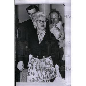 1960 Press Photo Florence critton - RRX37345