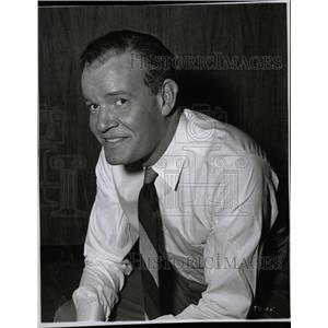 1962 Press Photo Andrew Duggan American Character Actor - RRW21787