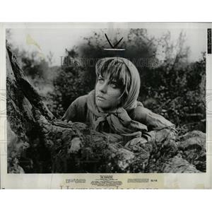 1968 Press Photo Actress Dolores Hart Film Inspector - RRW02123