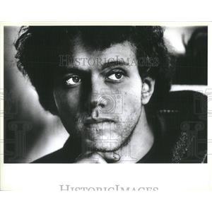 1983 Press Photo Jimmy Korf Minnesota Chicago Superior