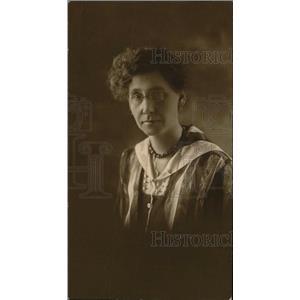 1918 Press Photo Mrs. Bertha L Griffin - RRW78979