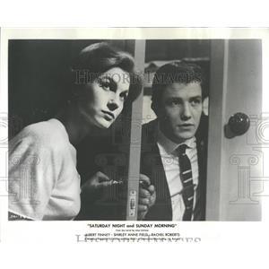 1963 Press Photo Saturday Night and Sunday Morning