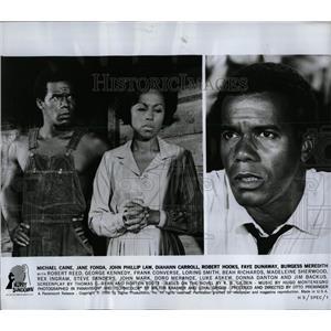 1967 Press Photo Robert Hooks Hurry Sundown Film Actor - RRW00817