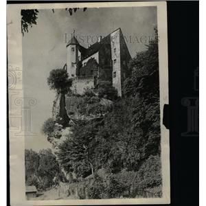 1920 Press Photo Castle Hohnstein in Germany - RRX70577