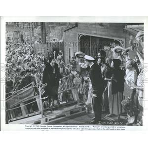 1965 Press Photo Simone Signoret Actress Ship Fools