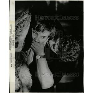 "1963 Press Photo Actress Dolores In ""Lisa"" - RRW12369"