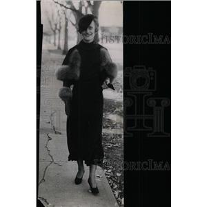 1931 Press Photo Miss Anne Morrison - RRW78281