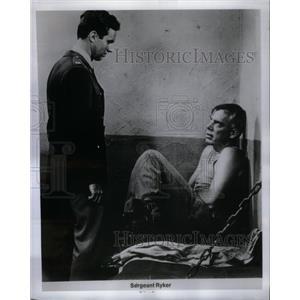 1970 Press Photo Tough guy Lee Marvin stars Saturday - RRX37799
