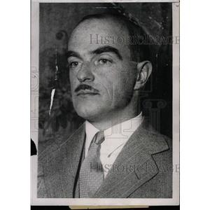1938 Press Photo Thorton Wilder received the Pulitzer - RRW97291