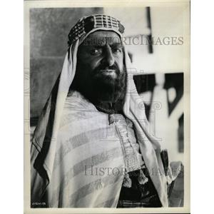 1961 Press Photo Ben-Hur Film Actor Griffith Costumed - RRW18971