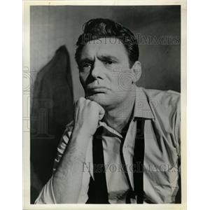 1963 Press Photo Harry Guardino Television Actor - RRW19461