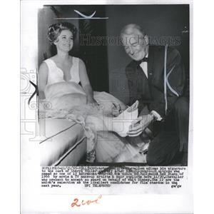 1965 Press Photo Cheryl ActressSniller - RRW32987
