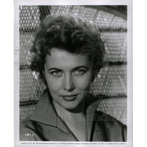 1955 Press Photo Actress Cornell Borchers - RRW18711