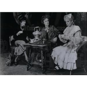 1966 Press Photo Madwoman Chaillot Studebaker Theatre - RRX10843
