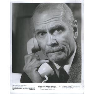 """1979 Press Photo Laurence Olivier in """" THE BOYS FROM BRAZIL - RSC89861"""