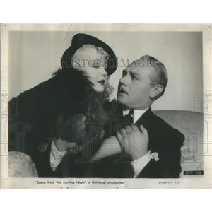 1939 Press Photo Marion Martin American Film Actress - RSC08757