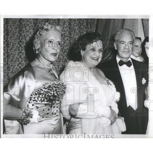 1956 Press Photo Cobina Wright - RSC46309