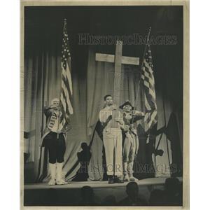 1951 Press Photo Goodman Theater Spirit of 76 - RRW34161