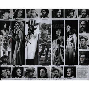 1975 Press Photo Karen Black American Actress & Singer. - RRW00285