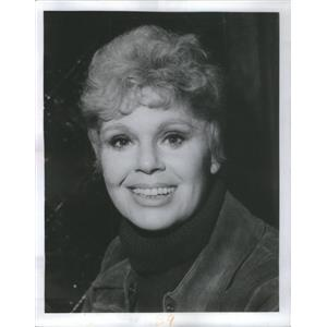"""1978 Press Photo Betsy Palmer stars in comedy """" SAme Time, Next Year"""""""