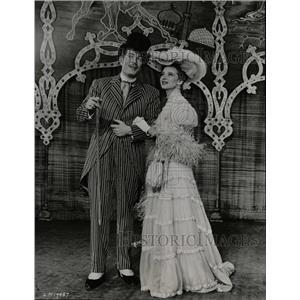 1951 Press Photo Actor Jan Clayton - RRW25399