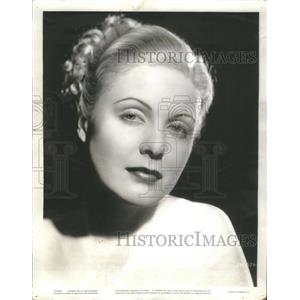 1935 Press Photo Jean Muir Stars Over Broadway Actress - RSC58501
