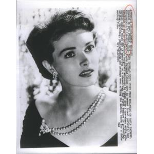 1959 Press Photo Actress Paula Raymond - RSC90515