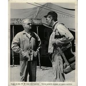 1960 Press Photo James Francis Cagney Actor - RRW27057