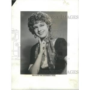 1935 Press Photo Anna Neagle Play Role Of Actress Woffington In Peg Of Old Drury