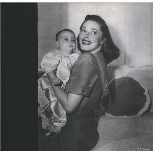 1948 Press Photo Eleanor Parker American Film Actress - RSC97119