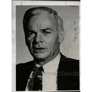 1969 Press Photo Actor James Daley - RRW99829
