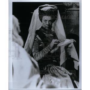 1979 Press Photo Dame Wendy Hiller English Film Actress - RRX34199