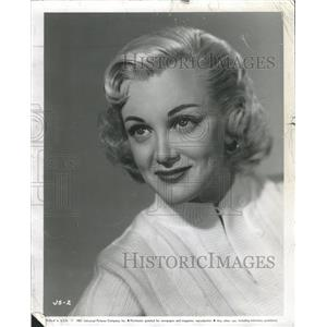 1957 Press Photo Actress Jan Sterling - RRW28657