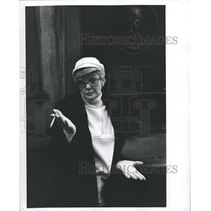 1976 Press Photo Elaine Stritch American Actress. - RRW31189