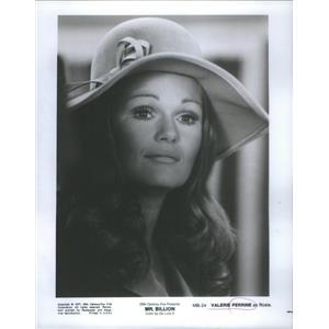 1977 Press Photo Valerie Ritchie Perrine Rosie Mr. Billion - RSC97579