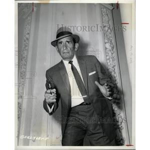 1960 Press Photo Actor Victor Jory