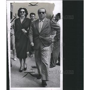 1952 Press Photo LINDA DARNELL AMERICAN FILM ACTRESS - RRW33451