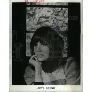1974 Press Photo Judy Carne English Actress - RRX57397