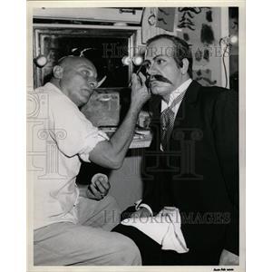 1960 Press Photo Frank Guarrera And Michael Arshawsky - RRW19485