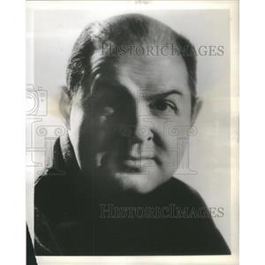 1958 Press Photo John McGiver American Film & Television Actor - RSC40069