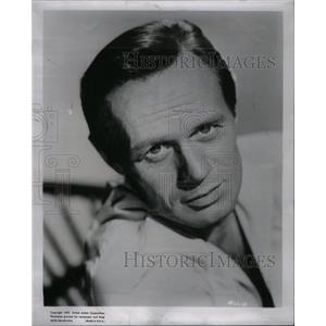 1957 Press Photo Richard Widmark,actor - RRX57923