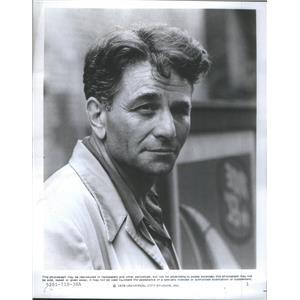 1978 Press Photo Peter Falk American Film & Television Actor - RSC88953