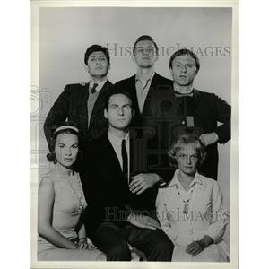 1962 Press Photo Sid Caesar As Caesar Sees It ABC - RRW13381
